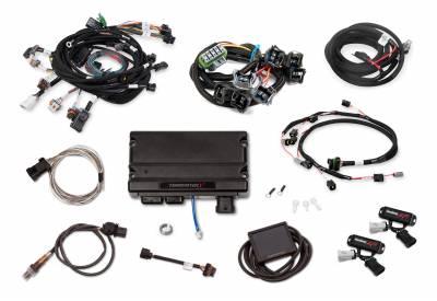 Holley - Holley 550-1218 - Terminator X Ford Mod Motor 4V Kit