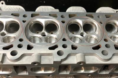 Modular Head Shop - 4.6L / 5.4L 4V Stage 4 Competition CNC Porting Package