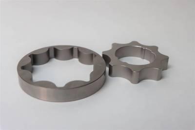 Modular Head Shop - Modular Head Shop S7 Tool Steel Oil Pump Gears for 5.0L Coyote Applications - Image 2