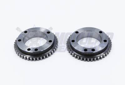 Timing Chains, Sprockets, Guides and Tensioners - 5.0L Coyote - Modular Head Shop - MHS 5.0L Coyote Competition Billet Primary Sprockets