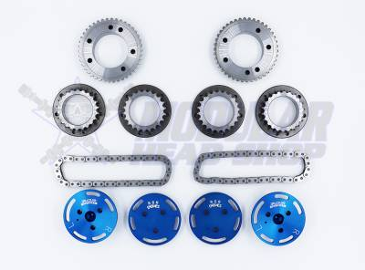 Modular Head Shop - MHS 5.0L Coyote Competition Camshaft Drive Kit - Image 2