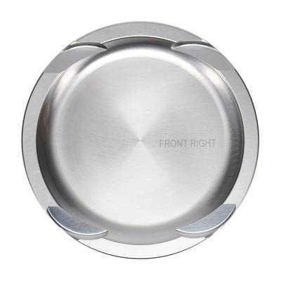 "JE Pistons  - JE Pistons 314421 - Ford 5.0L Coyote FSR Pistons +2.7cc Dome, 3.650"" Bore, 3.650"" Stroke, 5.933"" Rod Length, 1.174"" CD, .866"" Pin - Image 4"
