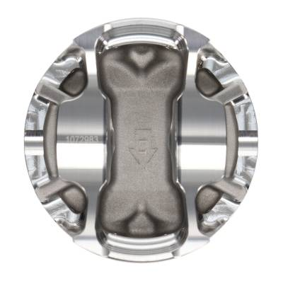 """JE Pistons  - JE Pistons 314602 - Ford 4.6L 3V FSR Pistons +0.5cc Dome, 3.552"""" Bore, 3.543"""" Stroke, 5.933"""" Rod Length, 1.220"""" CD, .866"""" Pin - Image 3"""