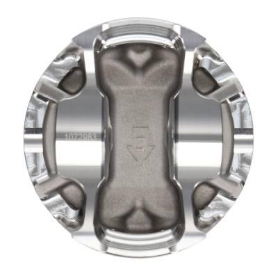 """JE Pistons  - JE Pistons 314616 - Ford 4.6L 3V FSR Pistons -14.3cc Dish, 3.572"""" Bore, 3.750"""" Stroke, 5.850"""" Rod Length, 1.200"""" CD, .866"""" Pin - Image 3"""