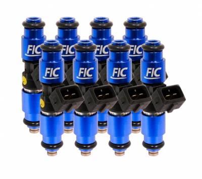 Fuel System - Fuel Injectors - Fuel Injector Clinic  - Fuel Injector Clinic IS402-1200H 1200cc / 110lb Fuel Injectors for 87-04 Mustang GT and 93-98 Cobra