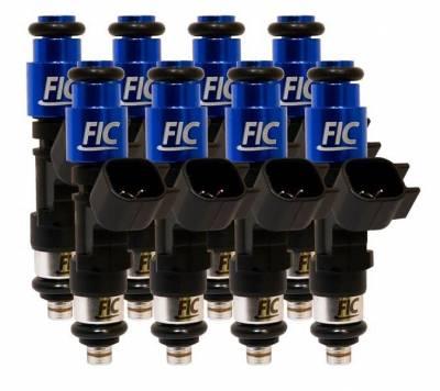 Fuel System - Fuel Injectors - Fuel Injector Clinic  - Fuel Injector Clinic IS402-0445H 445cc / 42lb Fuel Injectors for 87-04 Mustang GT and 93-98 Cobra